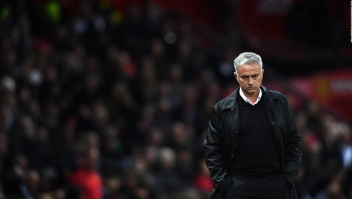 Mourinho, enojado con la prensa inglesa