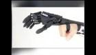 Mano robótica simula movimientos humanos