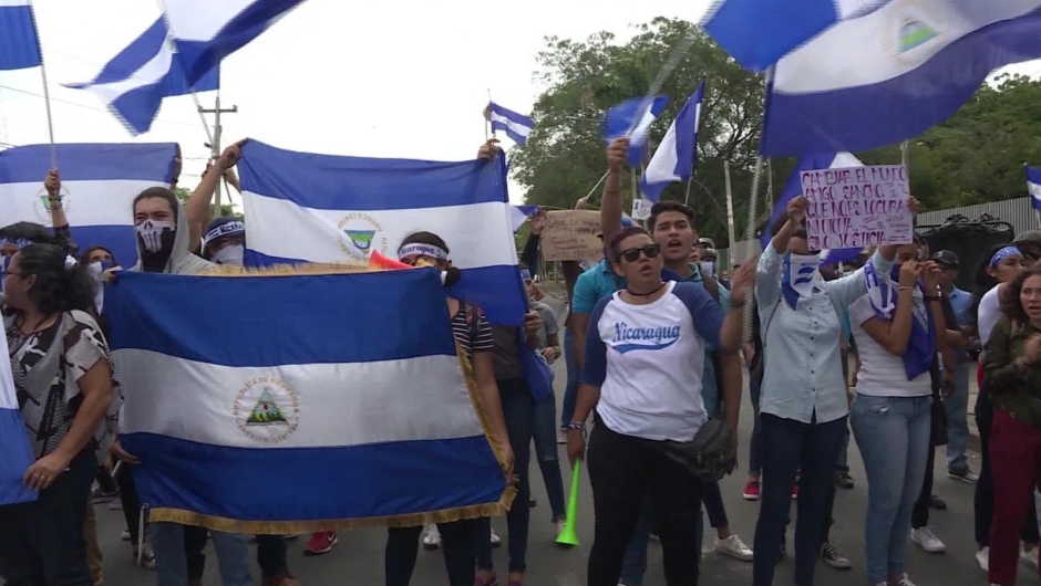 La ONU recomienda a Nicaragua detener hostigamiento