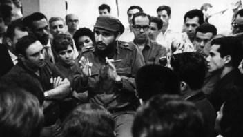 Conociendo a Fidel Castro
