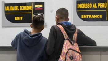 ¿Cómo se benefician venezolanos con título profesional en Perú?