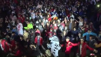 El espíritu de Michael Jackson pone a bailar a Bolivia
