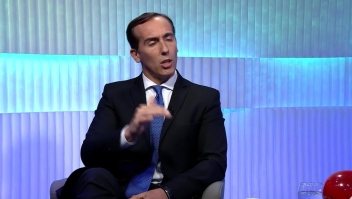 """""""Cuadernos argentinos y el lava jato """"pueden generar la implosión del sistema"""": Hugo Alconada Mon"""