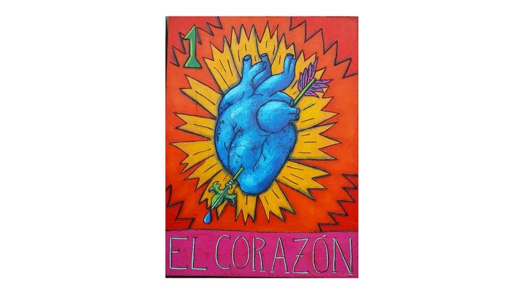 Lotería Nacional. El Corazón (2016). (Crédito: Efraín Castro).