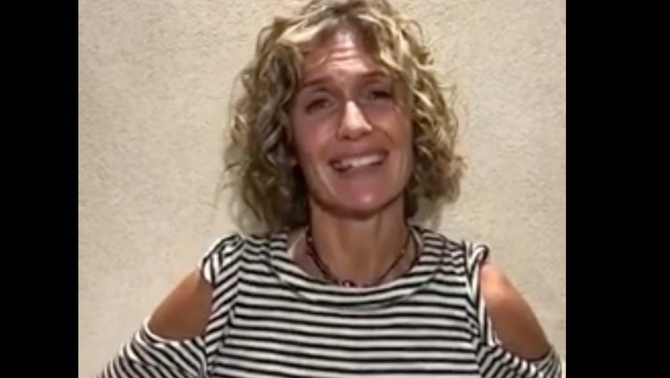 La cocinera mediática Maru Botana participó en un video con caras conocidas pronunciándose en contra del aborto. También comparte mensajes al respecto en sus redes sociales.