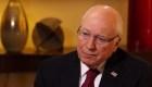 Cheney: No estoy de acuerdo con Trump