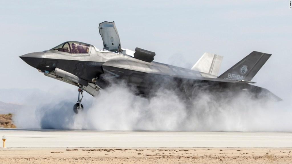 Avión de combate F-35