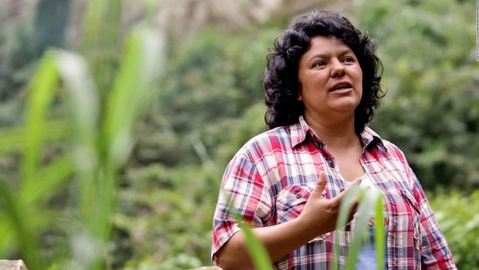 Comienza el juicio contra ocho de los nueve involucrados en el asesinato de Berta Cáceres