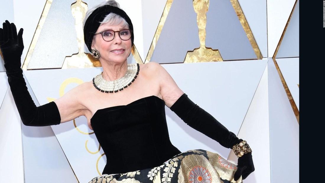 A Rita Moreno cada premio le hace recordar a su mamá