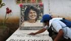 Suspenden el juicio oral del asesinato de la ambientalista Berta Cáceres