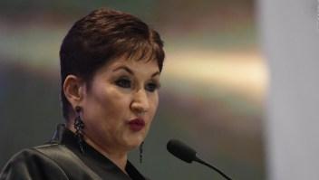 Thelma Aldana, ¿candidata presidencial?