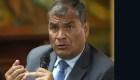 Montúfar: Correa, aquí en el Ecuador, responda ante la Justicia