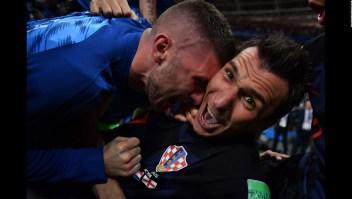 El fotógrafo arrollado por la selección de Croacia ahora hace parte del equipo