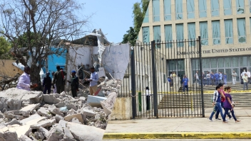 Noticias globales desde Cuba a Somalia en menos de 60 segundos