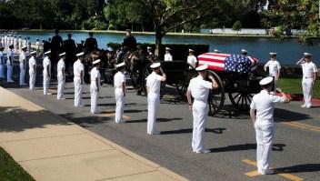 El último adiós a McCain