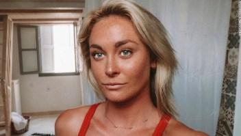 Sinead McNamara murió mientras era trasladada en helicóptero al hospital.