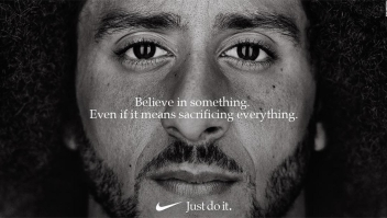 ¿Gana o pierde Nike con la controversial campaña?