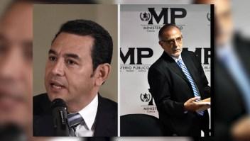 En Guatemala prohíben entrada al país del comisionado de la CICIG