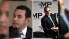 La Corte de Constitucionalidad obliga a Morales a dejar entrar a Velásquez