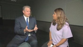 """Al Gore: """"El futuro de nuestra civilización aún está en nuestras manos"""""""