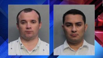 Sacerdotes son arrestados por actos sexuales en la vía pública