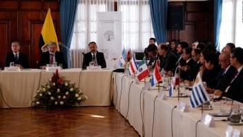 11 países latinoamericanos reafirman su compromiso con migrantes venezolanos
