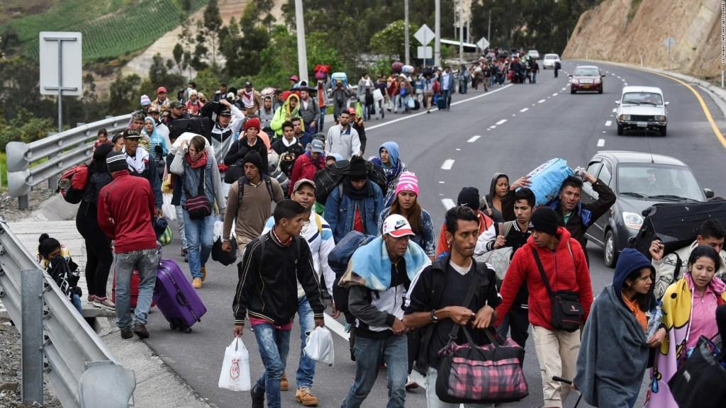 ¿Cómo ayudará EE.UU. a aliviar la crisis migratoria de Venezuela?