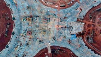 Ingenieros avalan el nuevo aeropuerto de la Ciudad de México