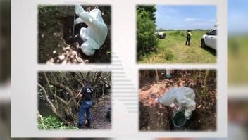 Otra fosa clandestina en Veracruz con al menos 166 víctimas