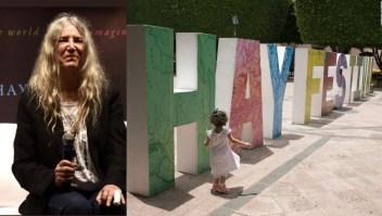 Además de Patti Smith, ¿qué más ver en el Hay Festival en Querétaro?