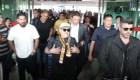 Así recibió Sinaloa a Maradona