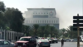 Libia: dos muertos en ataque a la petrolera nacional