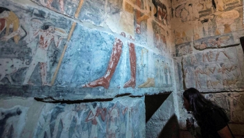Tumba egipcia de 4.000 años al fin abre al público