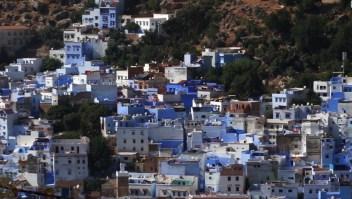 #LaImagenDelDía: Chauen, la ciudad donde todo es azul