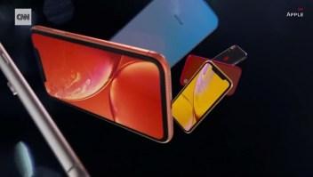 Apple lanza tres iPhones nuevos y un nuevo reloj