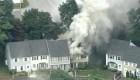 Explosiones en casi 40 casas en Lawrence, Massachusetts