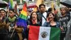 Conmemoran los 50 años de la Marcha del Silencio en México