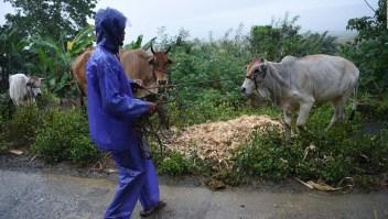 Filipinas: Tifón Mangkhut amenaza a más de cuatro millones de personas