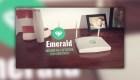 Emerald, dispositivo que alerta caídas