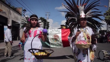 #ElDatoDeHoy: Miles de danzantes dan vida a antigua peregrinación en México