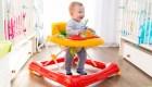 ¿Cómo evitar los peligros para los bebés en casa?