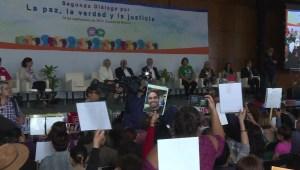 Obrador se compromete a buscar justicia