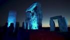 Monumento de Stonehenge convertido en discoteca