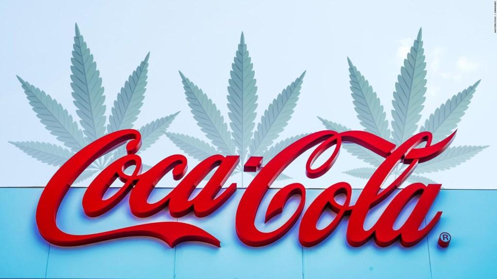 #ElDatoDeHoy: ¿Cerca las Coca Cola con compuestos de la marihuana?