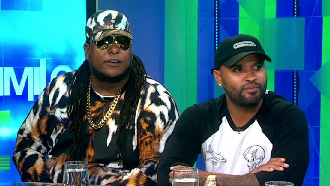 """Zion y Lennox: """"Nuestra música no es misógina"""""""