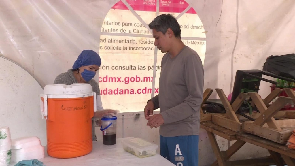 Así progresa México un año después del terremoto del 19S