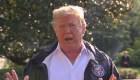 Trump mantiene presión sobre Sessions