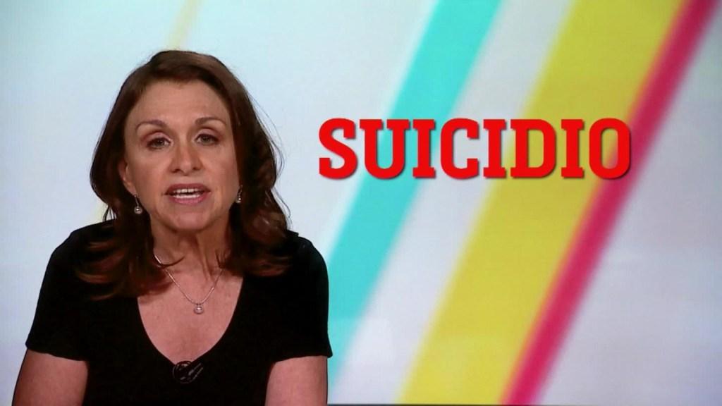 Hay que luchar contra el estigma del suicidio