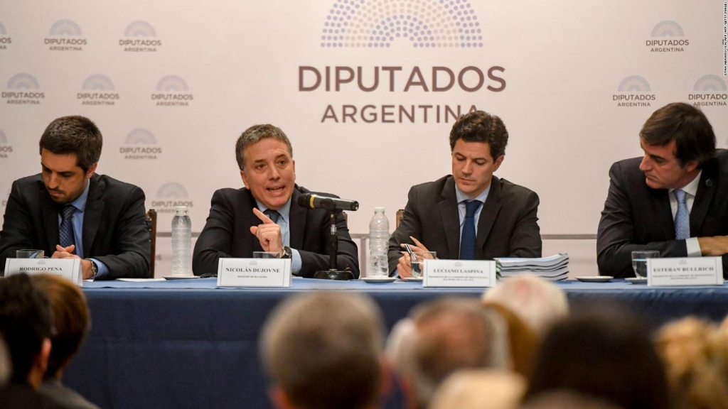 Argentina: El diputado Laspina habló sobre el Presupuesto 2019