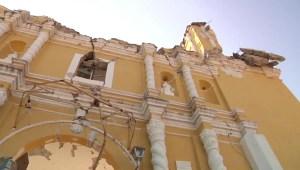 Recuperación lenta en Puebla a un año del 19-S